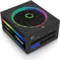RGB750-Rainbow | GAMEMAX 750W Fully Modular 80+ Gold Certified Power Supply