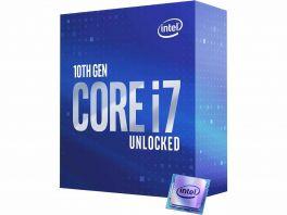 BX8070110700K | Intel Core i7-10700K 5.1 GHz 8-Cores LGA1200 125W Desktop Processor (BX8070110700K)