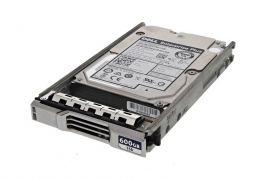 G6C6C | Dell EqualLogic Enterprise Plus 600GB 15000RPM SAS 12Gb/s 2.5-inch Hot-pluggable Hard Drive