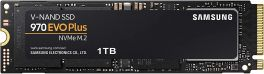 MZ-V7S1T0B/AM | Samsung 970 EVO Plus 1TB - M.2 Interface NVMe with V-NAND Technology Internal Solid State Drive